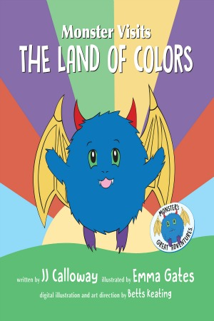 Monster Visits The Land Of Colors