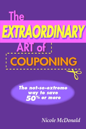 The Extraordinary Art of Couponing