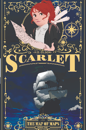 Scarlet and the Map of Maps