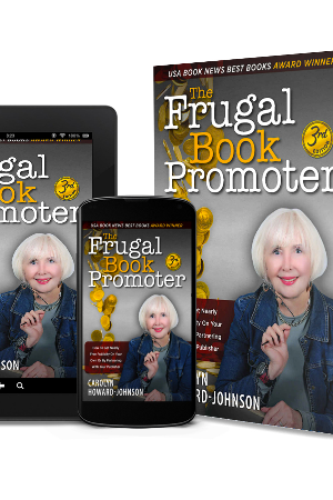 The Frugal Book Promoter, 3rd Edition